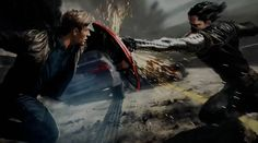 Captain America The Winter Soldier Concept Art HD Wallpaper