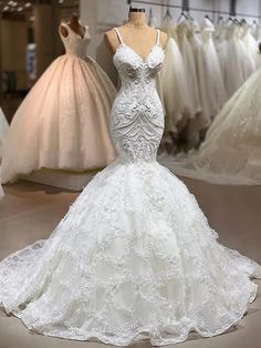 Welcome to our store. We will provide best service and product for you. Please contact us if you need more information than it is stated below .We could make the dresses according to the pictures came from you,we welcome retail and wholesale.A:Condition:brand new ,column ,mermaid or A-line style,Length: Floor lengthFab Tea Length Wedding Dress, Lace Mermaid Wedding Dress, Designer Wedding Dresses, Wedding Gowns, Wedding Bells, Wedding Bride, Lace Wedding, Wedding Ideas, Bridal Gallery