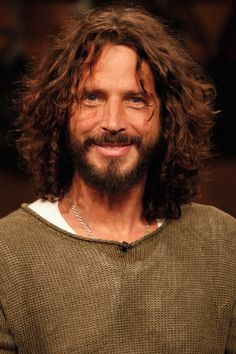 chris cornell - all day - every day! One of my favorite artists - This man takes my breath away!