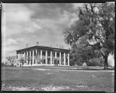 Greenwood Plantation, 6838 Highland Road, St. Francisville, Louisiana - Photographs taken March 1935 © Walker Evans Archive, The Metropolitan Museum of Art