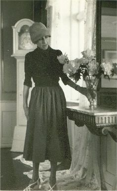 Karen Blixen of 'Out Of Africa' fame. BelAfrique - Your Personal Travel Planner - www.belafrique.com