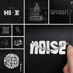 ART DIRECTOR CREATED ARTISTIC TYPOGRAPHIC ARTWORK ILLUSTRATIONS