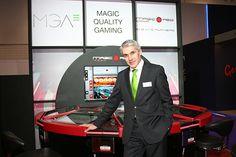 """""""2016 será un año muy interesante para MGA porque Magic Red se está afianzando como la mejor ruleta del mercado español"""""""