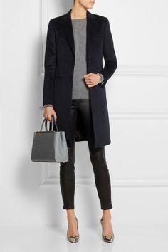 Joseph | Man brushed wool and cashmere-blend coat | NET-A-PORTER.COM