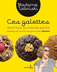 Livre Ces Galettes de Madame Labriski