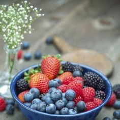 A recent study concluded that eating three or more servings of strawberries and/or blueberries per week protects against cardiovascular disease and heart attacks on women. http://www.naturalnews.com/039104_heart_attack_risk_berries_blueberries.html