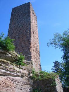 Burg Scharfenberg