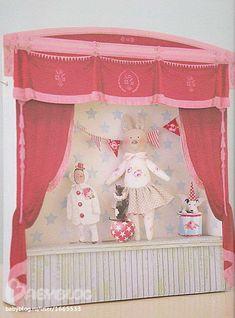 Выкройки из новой книги Tildas Winter - Рукоделие - Babyblog.ru