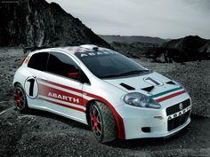 Fiat Grande Punto Abarth (2007)