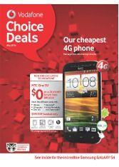 Vodafone NZ Catalogue: Choice Deals May 2013