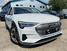 Buy a used Audi E-Tron 55 Auto quattro 5dr 95kWh #audi #e-tron #carsforsale Audi R5, Used Audi, Driving Test, Cars For Sale, Dream Cars, Cars For Sell