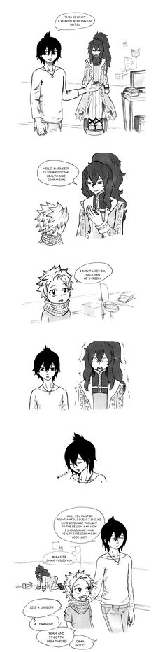 Zeref and Natsu - Big Hero 6 AU by Atralsinoa.deviantart.com on @DeviantArt