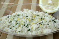 Panure al limone per gratinare il pesce. With our Plate Barchetta #Poloplast