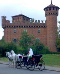White Horse, carrozze da favola per un giorno indimenticabile The Wedding Italia