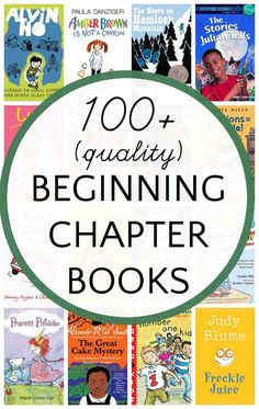 Early and beginning chapter books for kids, sorted by interest.