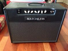 Matchless Chieftain 40w 2xEL34 valve amp