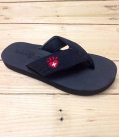 Made in the USA of 100% recycled materials, these trendy, awareness flip flops are designed with an icon representing Animal Rescue that will help spread awareness of this cause, and has the Healthy Souls Apparel logo laser-etched on the sole of the sandal.