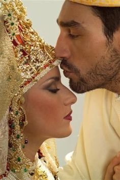 Traditional Moroccan Wedding. <3 <3