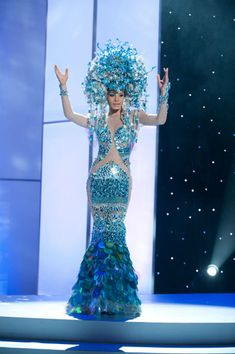Miss Dominican Republic | Community Post: 30 Gorgeous Miss Universe National Costumes