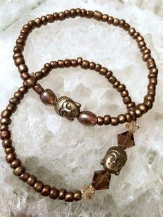 ॐ Yoga ६ Meditation Bracelets  Hand Made with Love 👌 Custom Orders  Energy Infused ✨