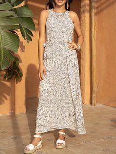 Chiffon Maxi Dress, Mesh Dress, Sleeveless Dresses, Dresses Dresses, Summer Dresses, Long Dresses, Boho Floral Dress, Floral Dresses, Boho Theme