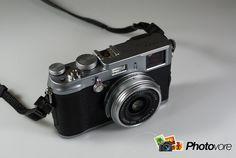 Le test de l'appareil à viseur télémétrique Fujifilm X100 sur Photovore.
