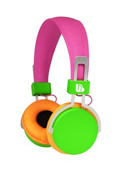 Bright-colored beats!