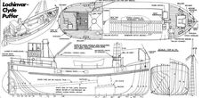 """Share This: Lochinvar Clyde Puffer Plans. There are so many things to say about Clyde puffers, but one thing is sure. They are """"cute"""", even people who are not interested in maritime or modelling..."""
