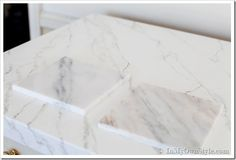 How to achieve the look of marble with paint