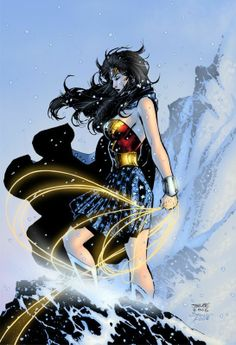 Illustrations by Jim Lee