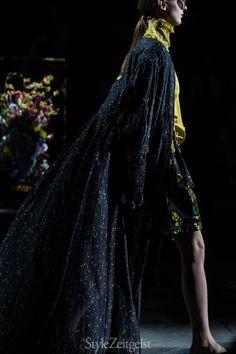 DRIES VAN NOTEN S/S17 WOMEN'S – PARIS fashion Sep 29, 2016 | Patrick LaDuke