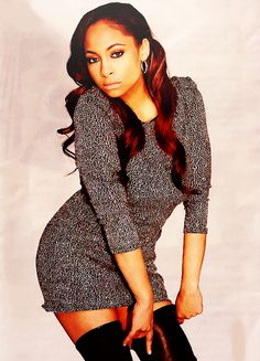 Raven Symone.  If I could meet any celeb it would definitely be raven!