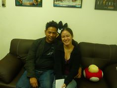 http://www.mirror-image.com - Online Video Platform - GM Cydie of RF Online with Joey A.