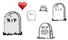 """Should there be a """"Social Graveyard""""? Do online profiles of those loved and lost live on in internet infinity? On the #blog... some thoughts..."""