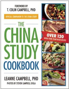 The China Study Cookbook: Over 120 Whole Food, Plant-Based Recipes, The China Study, with 850,000 copies sold, has been hailed as one of the most important health and nutrition books ever published. It revealed that the traditional Western diet has led to our modern h..., #Books, #Vegetables & Vegetarian, $10.41