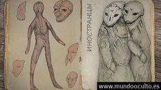 Ex-archivos secretos de la URSS describen razas extraterrestres visitando la Tierra