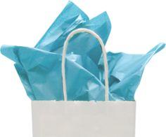 SPRING - Special Order Tissue Azure