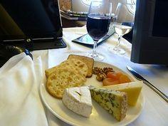 Dubai Business, Business Class, Flying First Class, First Class Flights, British Airways, Grubs, Meals, Dinners, Catering