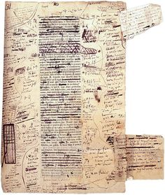 Honoré de Balzac (1799–1850), Eugénie Grandet: Autograph manuscript and corrected galley proofs signed, 1833. A good reminder that the great writers edit everything to death.