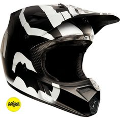 Fox V3 Savant Helmet - Fox Racing