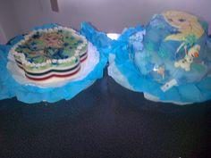 Torta Y Gel Frozen