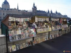 Paris, the Most Literary City in the World