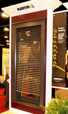 Introducing the #Marvin Automated Exterior #Shade Local @Marvin Windows and Doors Dealer in #SouthDakota