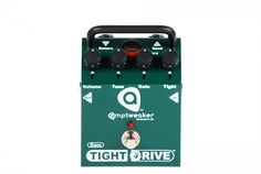 Amptweaker Pedals Bass TightDrive Overdrive from Prymaxe