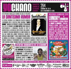 YOCHANO nº294 #newsletter #rumbacatalana
