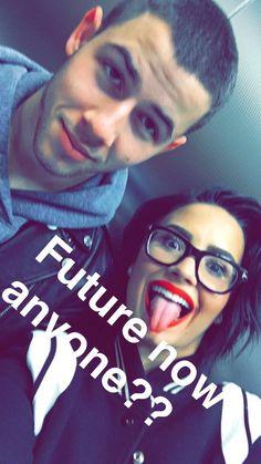 Demi Lovato &Nick Jonas ✨Future tour✨