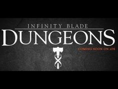 Infinity Blade: Dungeons by Epic Games At Apple's media event in San Francisco, Epic Games, Inc. unveiled Infinity Blade: Dungeons, a new adventure set in th. Epic Games, Iphone, Blade, Infinity, Big Huge, Gaming, Studios, Apps, Devil