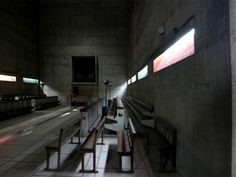 La Tourette Monastery, Lyon- France, Le Corbusier