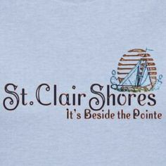 St. Clair Shores: It's beside the Pointe :)