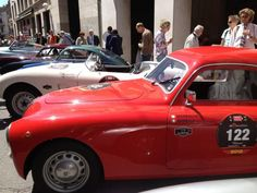 Fiat 1100 S Showing off at Fiat, Vehicles, Rolling Stock, Vehicle, Tools